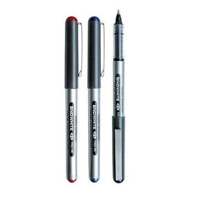 白雪(snowhite)PVR-150 直液式签字笔