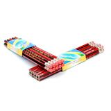 中华(CHUNGHWA)6151 皮头铅笔 木质铅笔橡皮头 HB