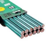 中华(CHUNGHWA)绘图铅笔 木质铅笔 绘图写字铅笔 2B