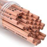 得力(deli)S908 思达原木铅笔 素描绘图学生铅笔 HB
